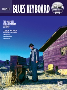 Complete Blues Keyboard Method Complete Edition