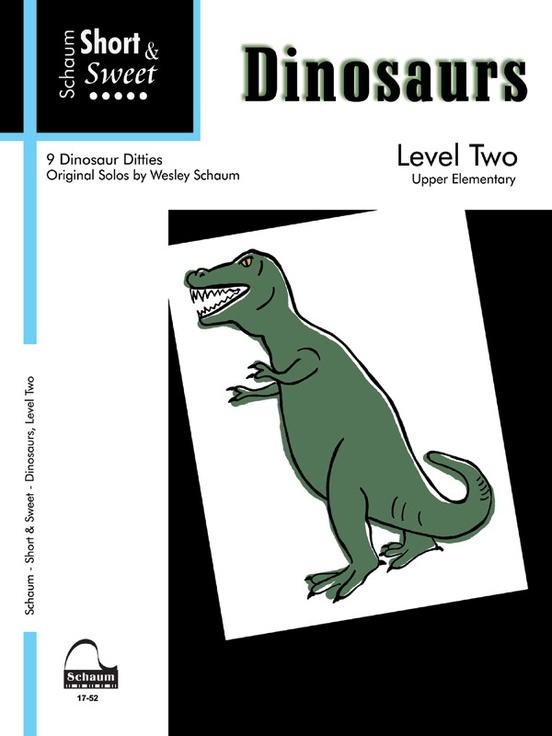 Short & Sweet Dinosaurs, Level 2