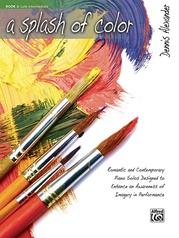 A Splash of Color, Book 3