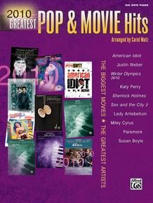2010 Greatest Pop & Movie Hits
