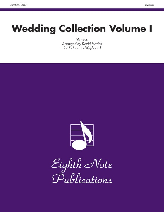 Wedding Collection, Volume I