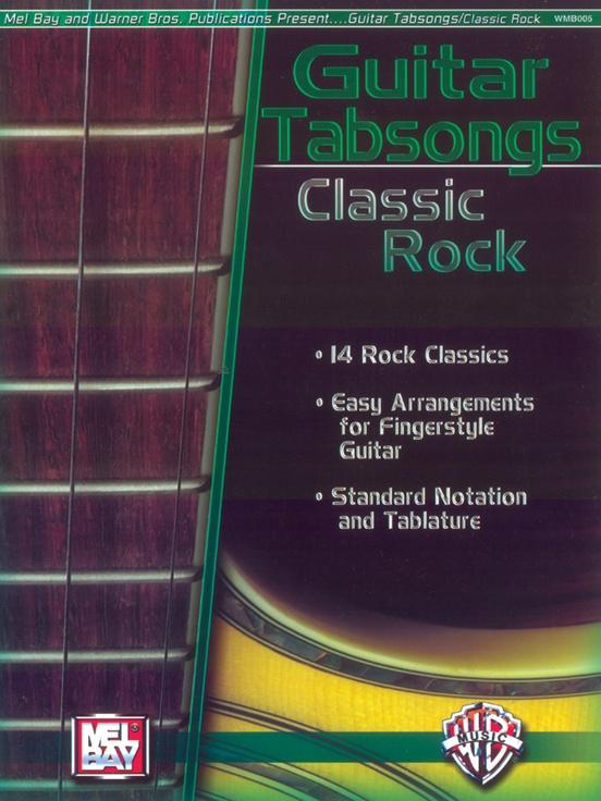 Guitar Tabsongs: Classic Rock