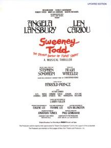 Sweeney Todd (The Demon Barber of Fleet Street) (Revised Edition)
