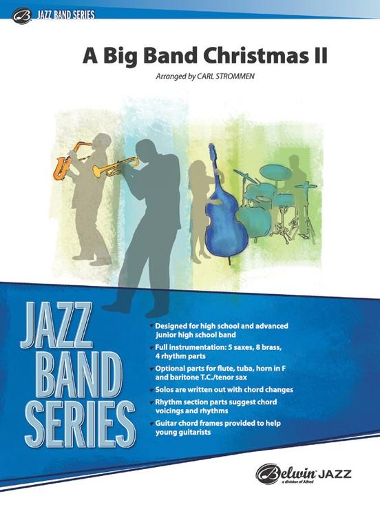 Big Band Christmas II: Jazz Ensemble Conductor Score & Parts