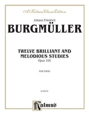 Twelve Brilliant and Melodious Studies, Opus 105