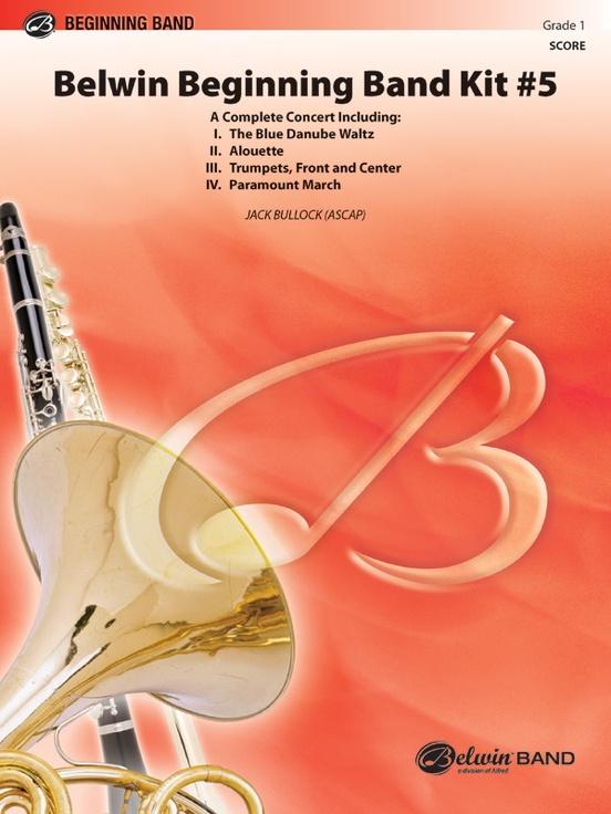 Belwin Beginning Band Kit #5