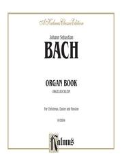 Organbook (Orgelbuchlein)
