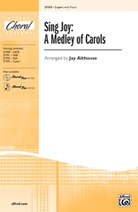 Sing Joy: A Medley of Carols