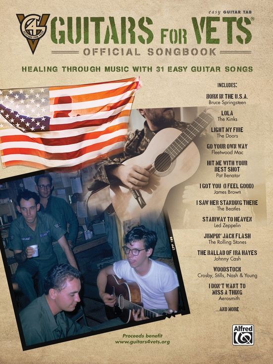 Guitars for Vets: Official Songbook