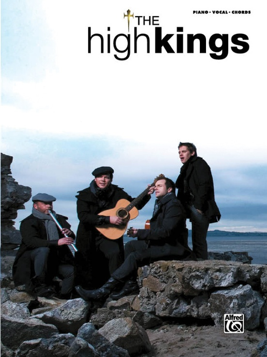 the high kings piano vocal chords book the high kings rh alfred com