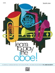 Learn to Play Oboe! Book 1