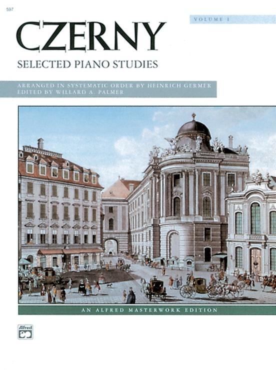 Czerny, Selected Piano Studies, Volume 1