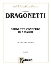 Student's Concerto in A Major