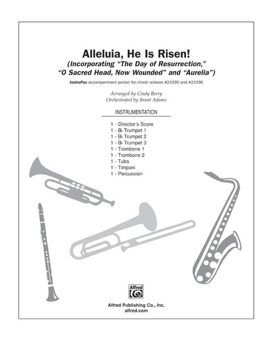 Alleluia, He Is Risen!