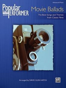 Popular Performer: Movie Ballads