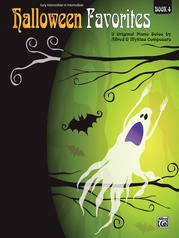 Halloween Favorites, Book 4