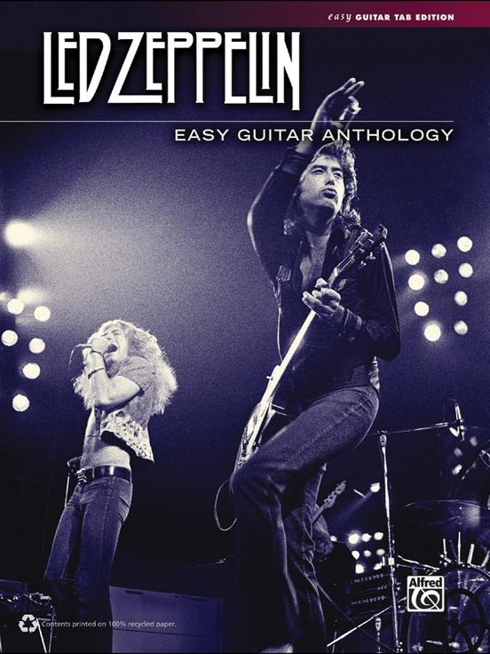 Led Zeppelin: Easy Guitar Anthology