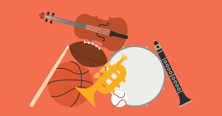 Music and Sports: Why Do Both?