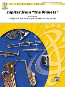 Jupiter (from <I>The Planets</I>)