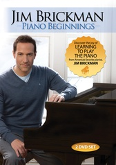 Jim Brickman: Piano Beginnings