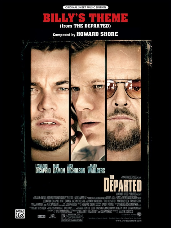 Billy's Theme (from The Departed)