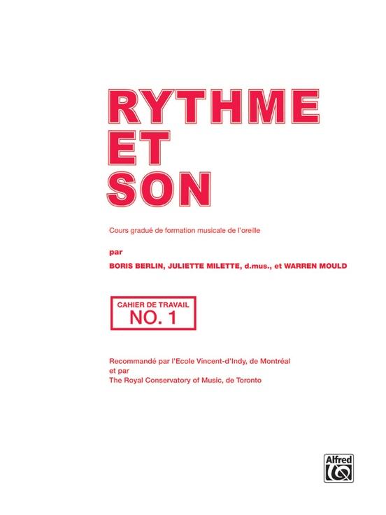 Rhythme et Son