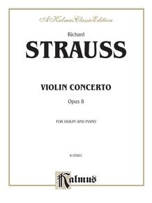Violin Concerto, Opus 8