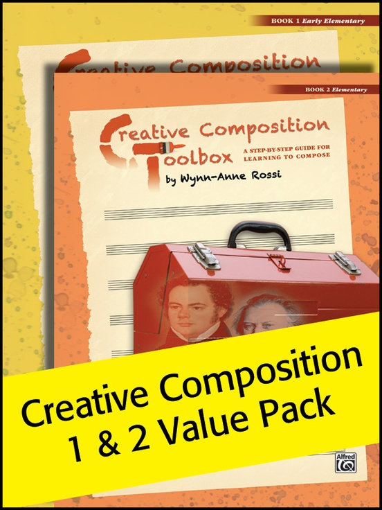 Creative Composition Toolbox Book 1-2 2012 (Value Pack)