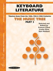 The Music Tree: Keyboard Literature, Part 3
