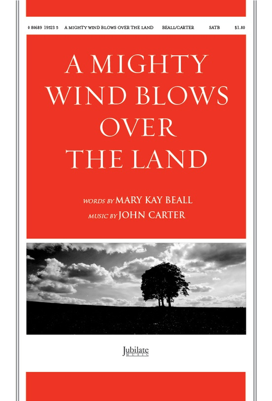 A Mighty Wind Blows over the Land