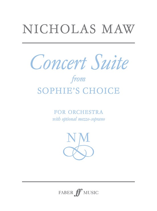 Concert Suite from Sophie's Choice