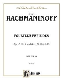 Fourteen Preludes