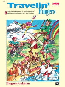 Travelin' Fingers, Book 2