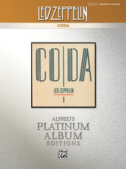 Led Zeppelin: Coda Platinum Album Edition