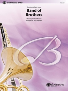<I>Band of Brothers</I>, Symphonic Suite from