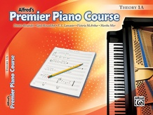 Premier Piano Course, Theory 1A