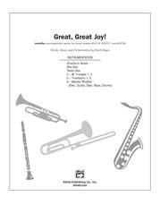 Great, Great Joy!