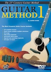 Belwin's 21st Century Guitar Method 1 DVD