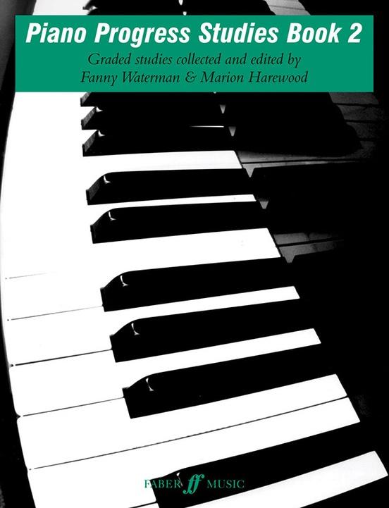 Piano Progress Studies, Book 2