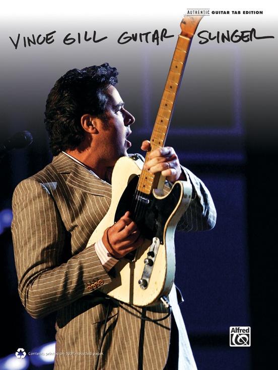Vince Gill: Guitar Slinger