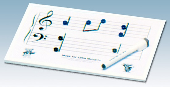 Music for Little Mozarts: Music Activity Board