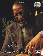 Jamey Aebersold Jazz, Volume 115: Ron Carter