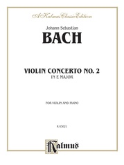 Violin Concerto No. 2 in E Major