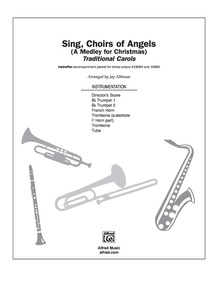 Sing, Choirs of Angels