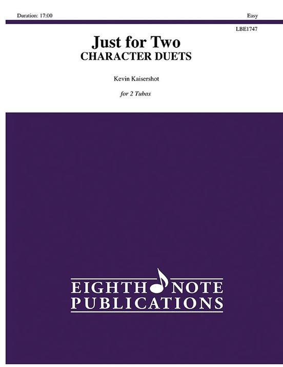 Just for Two: Character Duets