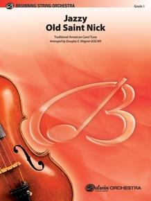 Jazzy Old Saint Nick