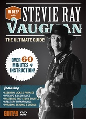 Guitar World: In Deep with Stevie Ray Vaughan