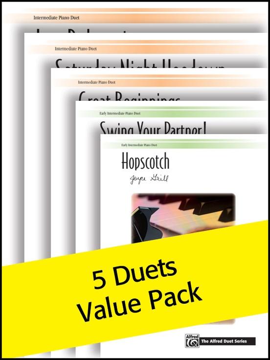 June 2011 Duets (Value Pack)