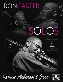 Ron Carter Solos, Book 1