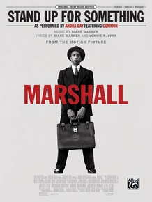 Stand Up for Something (from <i>Marshall</i>)